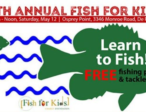 Proud to be one of the sponsors for The Fish for Kids Program.