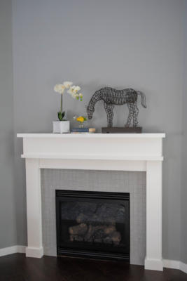 Mantle and Surround