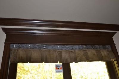 custom window molding